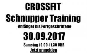 crossfitstraubing-schnuppertraining30.09.2017
